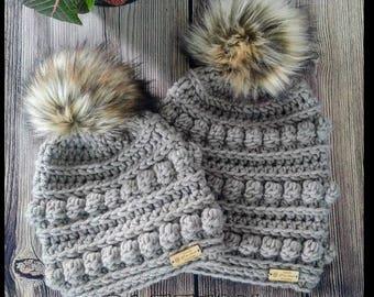 Crochet Hat Pattern, Bumpy Beanie Pattern, Crochet Bumpy Beanie Pattern, Crochet Hat Pattern, Crochet Beanie Pattern, Beanie Pattern