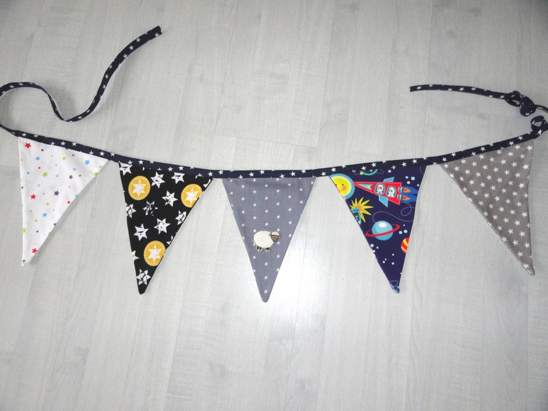 Space pennant