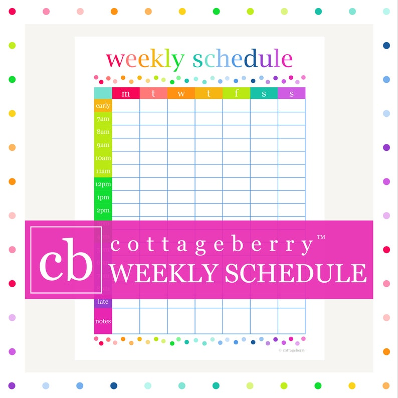 photo regarding Printable Schedule identify WEEKLY Agenda, Printable Planner, Printable Calendar, Planner Web pages, Developing Webpages, Printable Plan, Household Binder, Existence Planner
