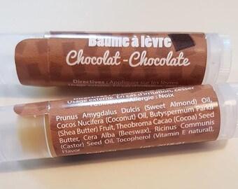 Lip balm - chocolate