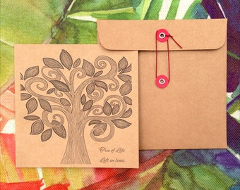 Tree of life - Special occasion card