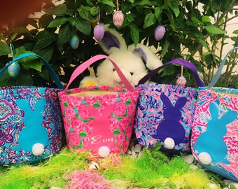 FREE SHIPPING***Personalized Easter Basket