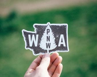 Washington PNW Sticker