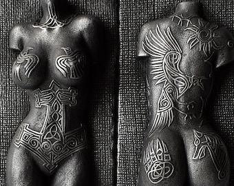 Viking tattoo | Etsy