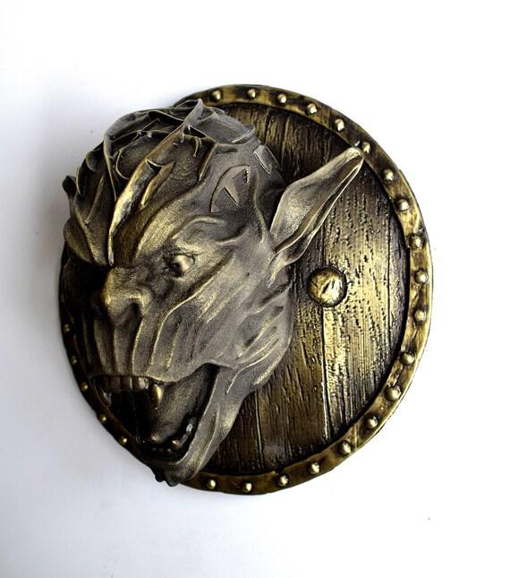 Nosferatu Vampire Head Bronze Sculpture Wall Mount Art Decor Hell Beast Gift