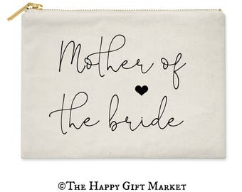 Best makeup bags, wedding toiletry bag, wedding gift for mob, mom of bride pouch, mom of bride, mother of the bride gift, wedding clutches