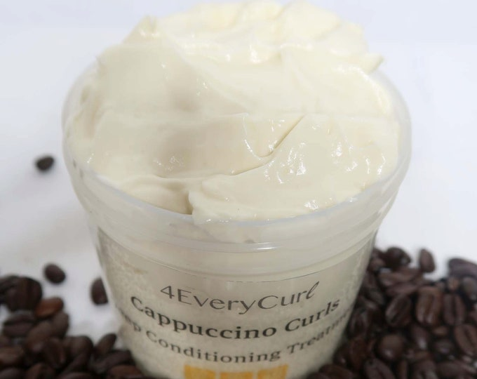 Cappuccino Curls - Deep Conditioner for Natural hair and Curls