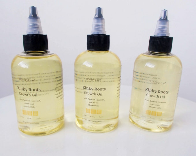 Kinky Roots Growth Oil - 8 oz