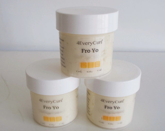 Fro-Yo - Natural Hair Styling Cream