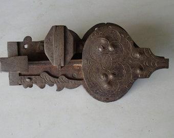 Old Doorlocker antik