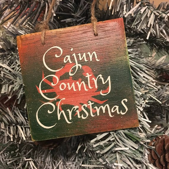 image 0 - Cajun Christmas Decorations