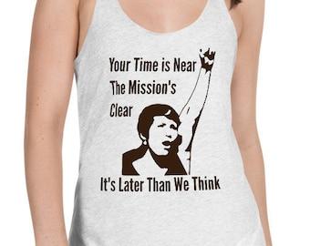 Women's Phish Tank - Cavern Feminist Women Empowerment Shirt