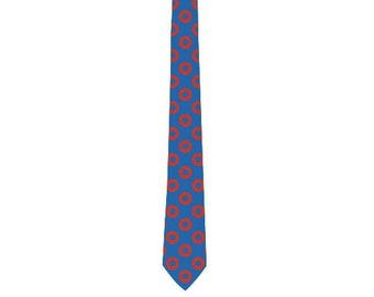 Phish Tie - Fishman Donut Neck Tie