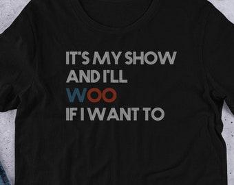 Phish Shirt Team Woo Shirt - Phish Clothing