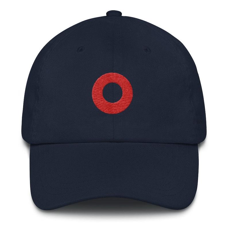 1384231b1b2b9 Phish Fishman Donut Baseball Hat