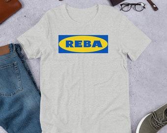 Phish Reba Short-Sleeve Unisex Phish T Shirt - Phish Apparel