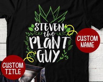 ae7c2e9b Plant Man Shirt Plant Guy Plant Daddy Plant Lover Gift Plant Shirt Plant  Papa Plant Dad Cactus Shirt Plant Lovers Cactus Shirt Birthday