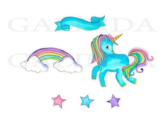 unicorn clipart unicorns watercolor clip art cute unicorn etsy rh etsy com unicorn clipart images for cricut unicorn clipart images silhouette