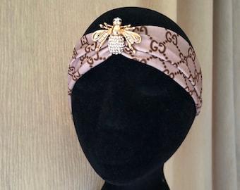 b33dacfcd4a Gucci Inspired Queen Bee Headband
