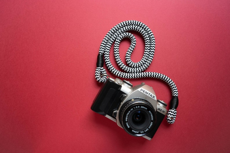 Shoulder strap rope for Mirrorless Reflex cameras  Neck strap image 0