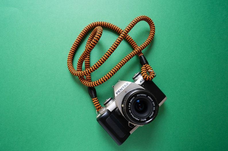 Shoulder strap in cord for Mirrorless Reflex cameras  Neck image 0