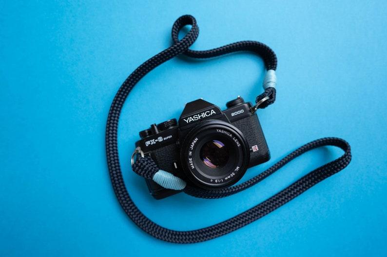 Shoulder strap rope for Mirrorless Reflex cameras  Neck strap image 0