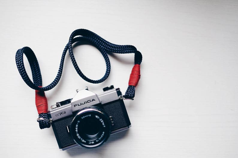 Shoulder mirrorless camera or Reflex-strap strap Made in image 0