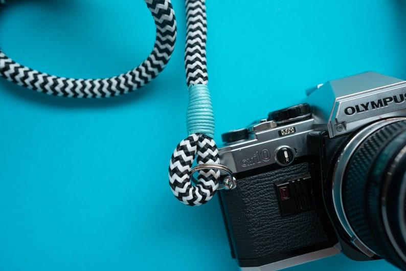 Shoulder strap rope for Mirrorless Reflex cameras Neck strap hand camera camerastrap fuji sony vintage  leica camera strap personalized
