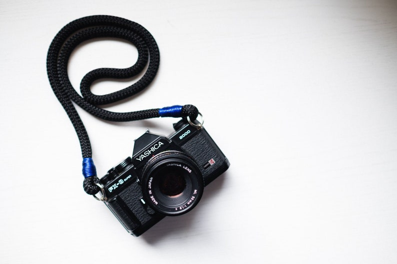 Shoulder strap in cord for Mirrorless Reflex cameras  Neck image 0