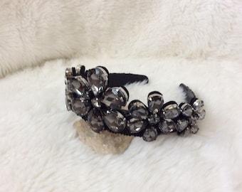 Magestic Princess Headband Crown