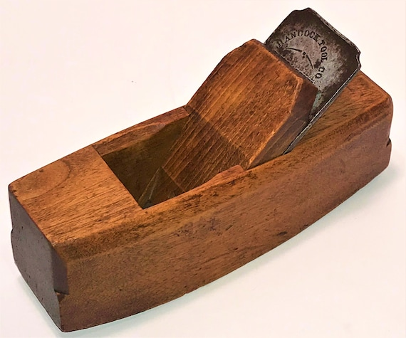 MADE TO ORDER 55 Degree Bedding 2 Inch Iron Coffin Smoothing Plane