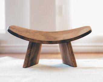 IKUKO by Bluecony® - Meditation Bench  - Basic wooden Fixed Version