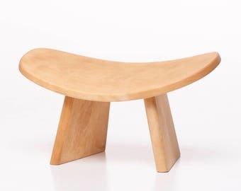 IKUKO by Bluecony - Original Travel Version - Wooden Kneeling Ergonomic Meditation Bench