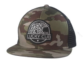 Camouflage baby hat  614d21a7d3b