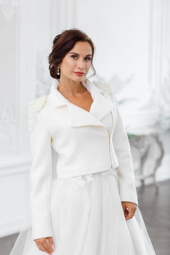 Braut Jacke Hochzeit Mantel Braut Mantel Hochzeit Jacke Etsy