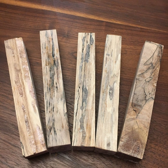 Sycamore pen turning Blanks
