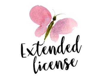Emotion Designs Extended License