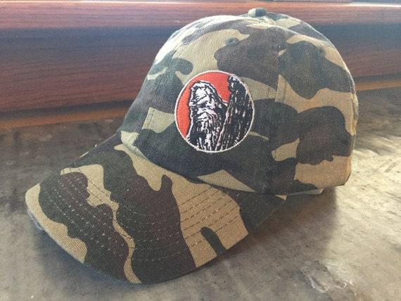 bigfoot hat baseball hat yeti hat sasquatch hat squatch hat  478f8265d58