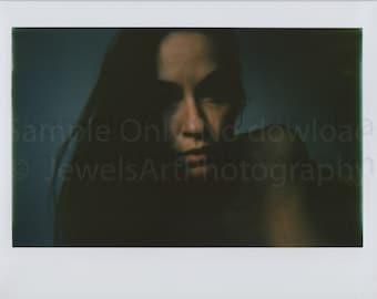 Self Portrait -  Instant Film