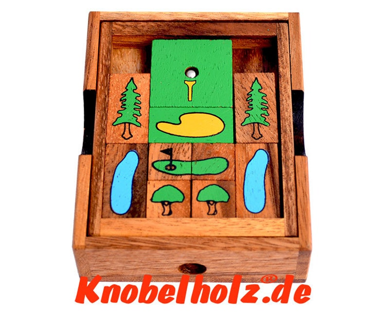 The Khun Phan Golf Game Puzzle Game Play Samanea Puzzle Iq Game