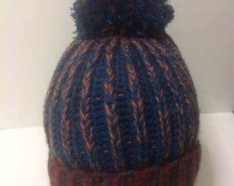 Hat, Winter hat very warm.