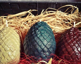 Batch 3 Dragon's eggs inspired by Game of throne Geek | Etsy