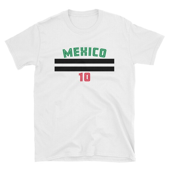 Camiseta de Futbol de Mexico Para apoyar a la Seleccion  4f02c423edb4d