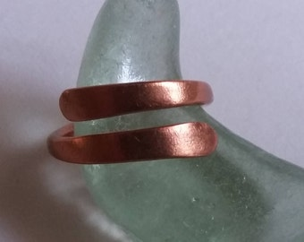 Adjustable Copper Ring