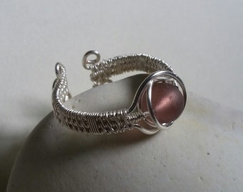 Adjustable Wire Wrap Ring