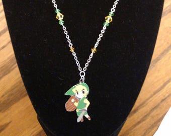 Legend of Zelda: Link Necklace