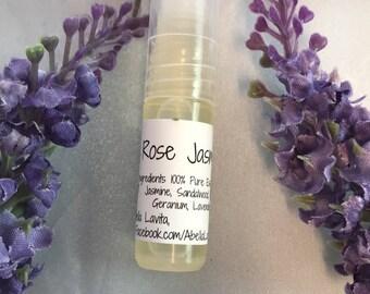 Rose Jasmine Roller