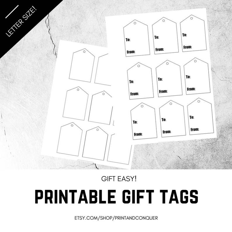 image relating to Printable Tags for Gifts referred to as Printable Present Tags, Reward Tags, Tags, getaway reward tags, getaway printables, items, printable
