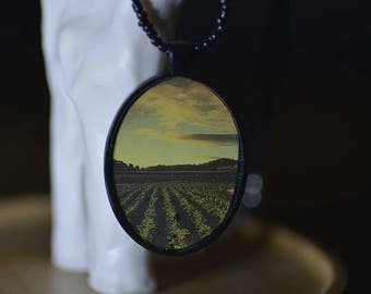 Sunset Necklace | Countryside | Pendant Necklace