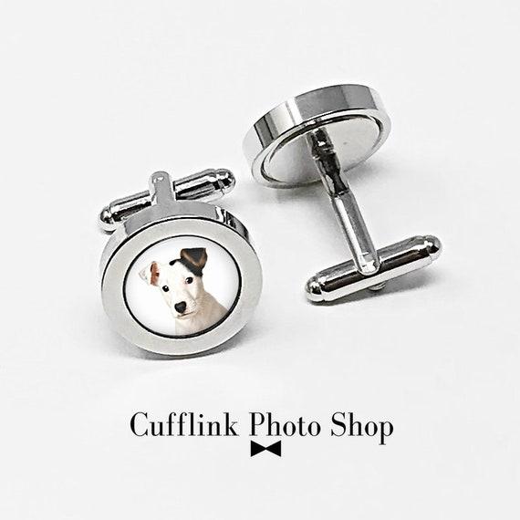 dog cufflinks personalized cufflinks cat cufflinks Custom Pet Photo Cuff Links pet memorial cufflinks